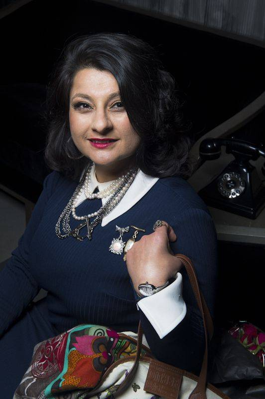 2013 Tamie Adaya of Hotel Shangrila