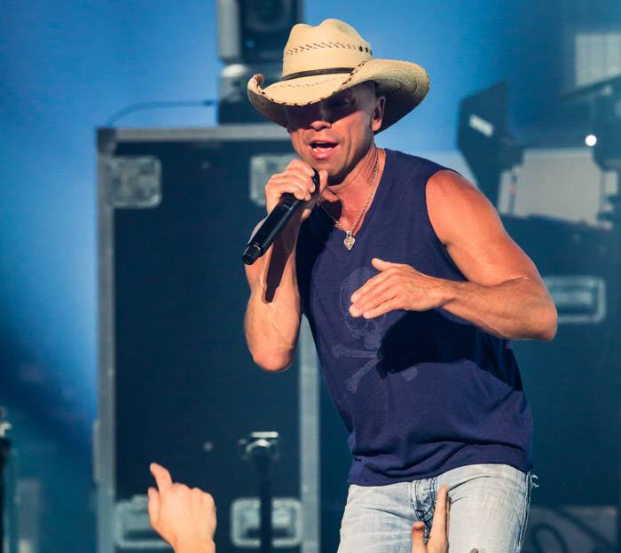 Kenny Chesney at the Joint at the Hard Rock. Photos: © Erik Kabik/Retna/erikkabik.com