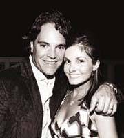 Alicia & Mike Piazza
