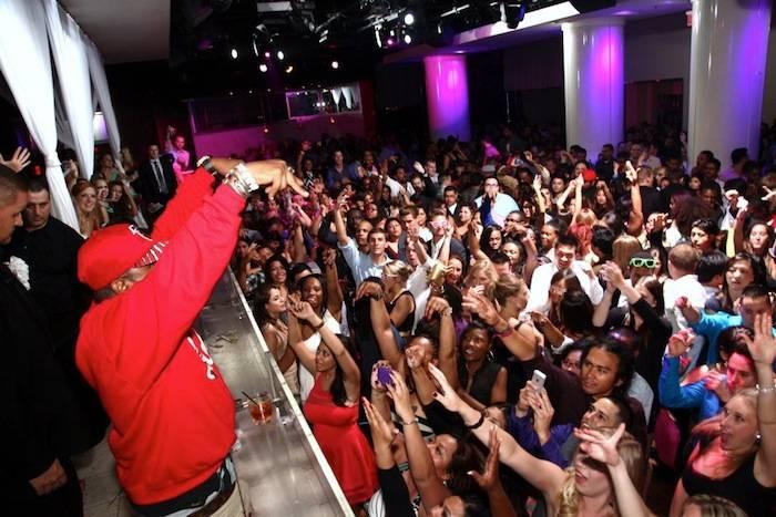 Big Boi performs at Pure Nightclub. Photos: Spy on Vegas