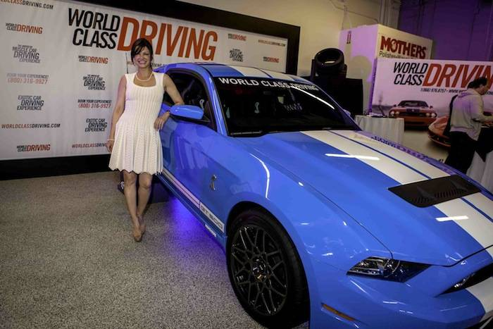 Photos Carla Pellegrino Helps Kick Off The New American Muscle