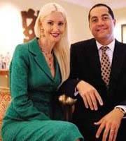 R. Donahue & Katrina Peebles