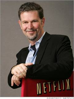 Reed Hastings  Source: celebritynetworth