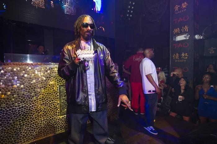 Snoop Dogg performs at Tao. Photos: Al Powers/Powers Imagery