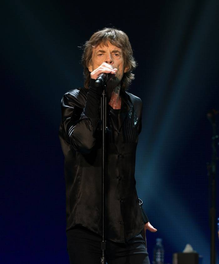 The Rolling Stones perform at the MGM Grand Garden Arena. Photos: Denise Truscello/WireImage