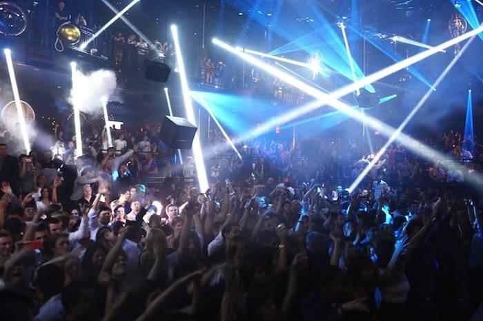 Light Nightclub featuring Sebastian Ingrosso. Photo: Denise Truscello