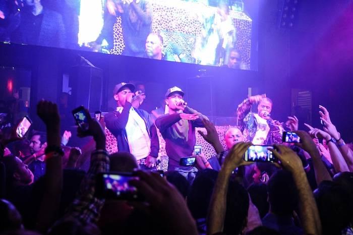 A$AP Rocky performs at Tao Nightclub. Photos: Brenton Ho/ Powers Imagery
