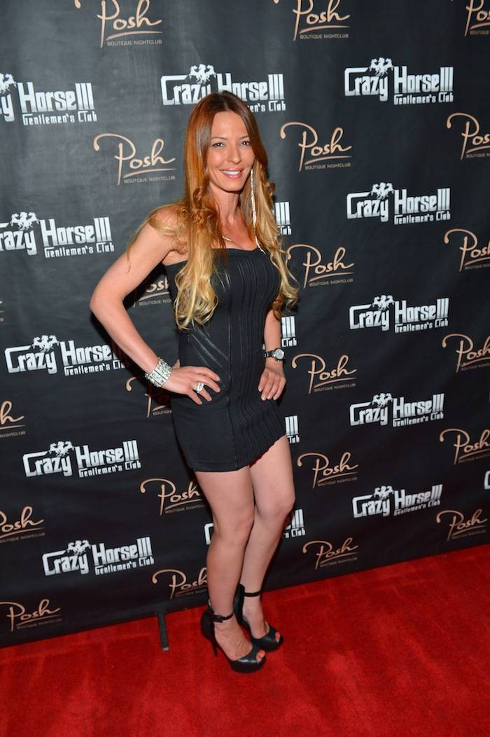 Drita D'Avanzo at Crazy Horse III. Photos: Bryan Steffy/WireImage