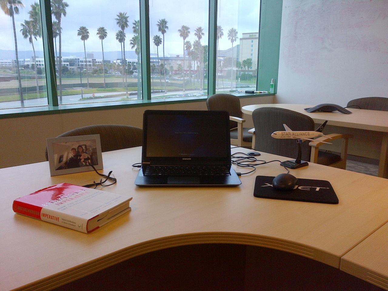 Brad Stewart XOJET office - Haute Living SF