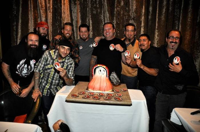 "Corey ""Big Hoss"" Harrison celebrates 30th birthday at the D Las Vegas. Photos: the D Las Vegas"