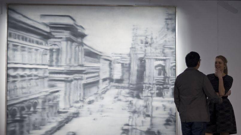 HONG KONG-ART-AUCTION-SOTHEBY'S