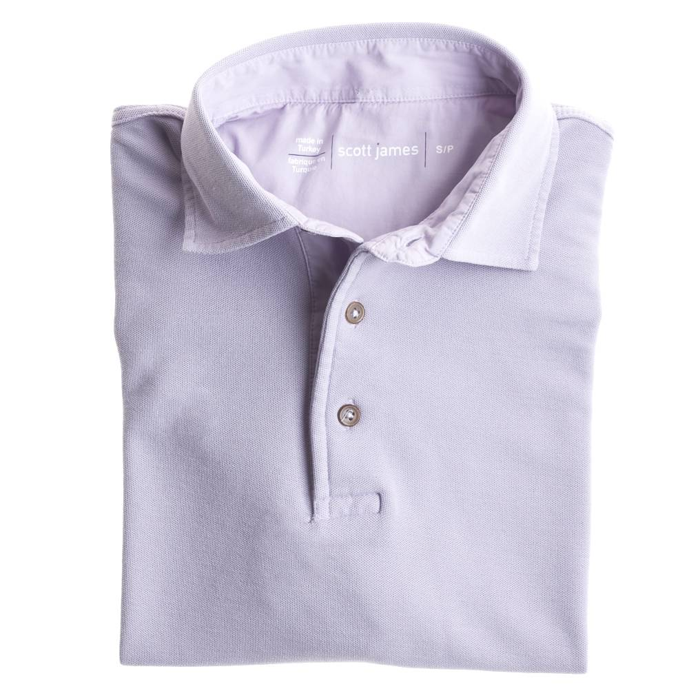 Scott James Polo_Purple
