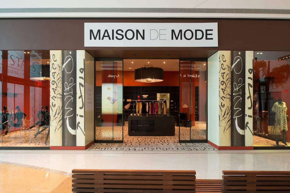 Maison de Mode at Crystals. Photos: Al Powers/Powers Imagery LLC