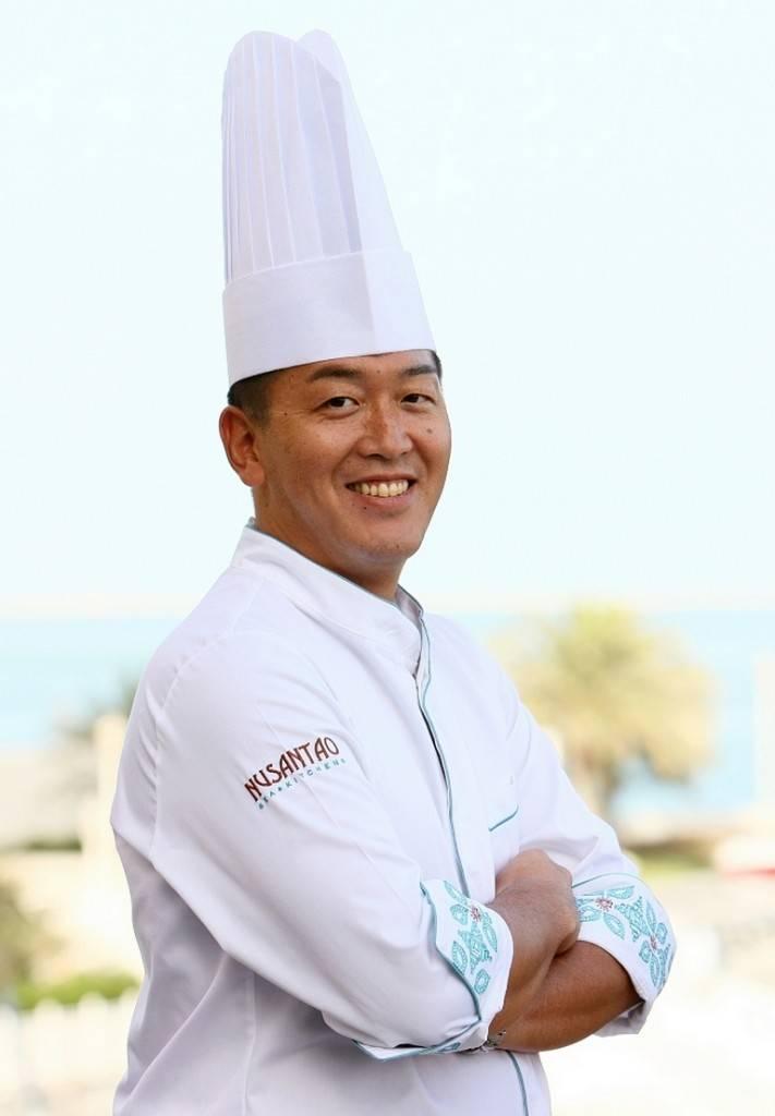 Chef Kato - Nusantao Chef de Cuisine, FSH Doha
