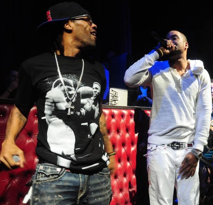 Redman and Method Man perform at LAX. Photos: Toby Acuna/SpyOn Vegas