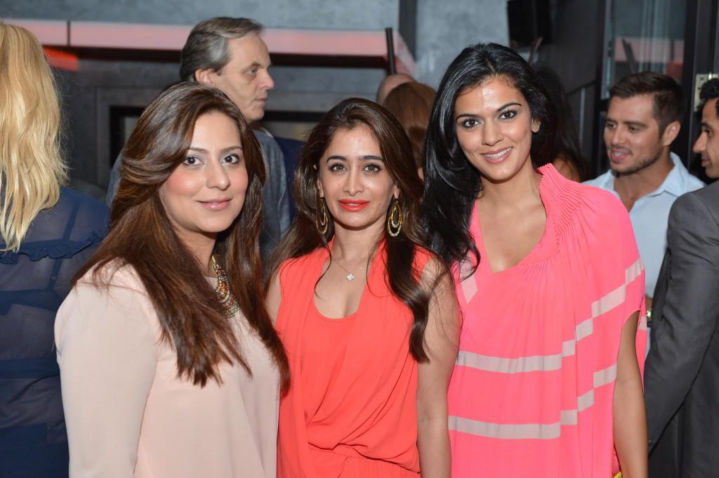Simoneel Sidiki, Nasiba Khar and Ritu Upadhyay