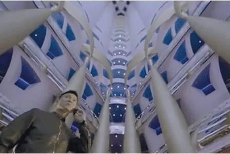chinese action movie burj al arab