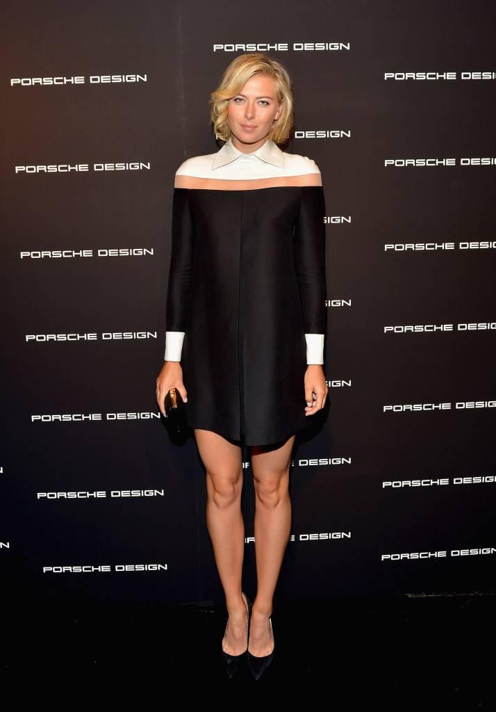 Porsche Design And Vogue Re-Opening Event For Porsche Design Beverly Hills