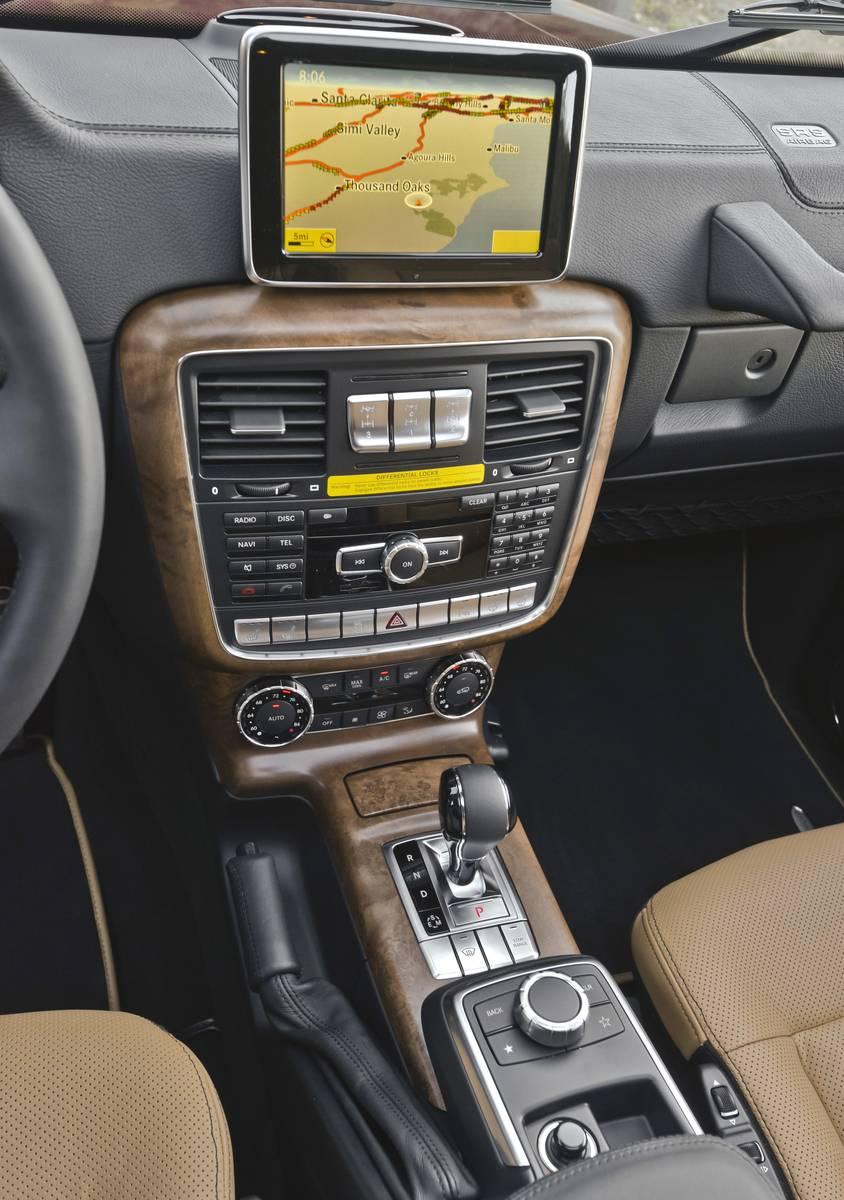 2013 Mercedes-Benz G550