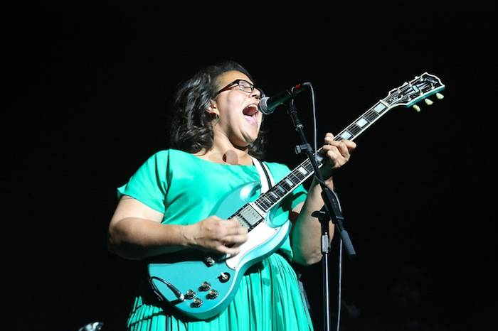 Alabama Shakes plays the Pearl at the Palms. Photos: Ed Graff