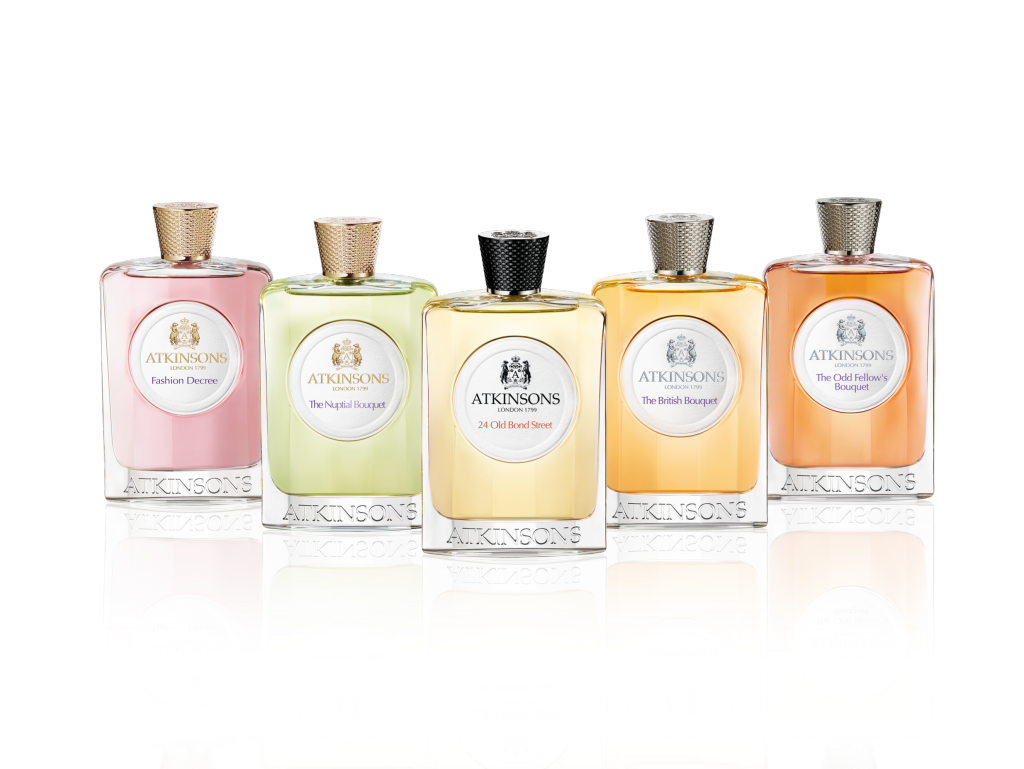 ATKINSONS FULL RANGE FRAGRANCES available at Bloomingdale's-Dubai