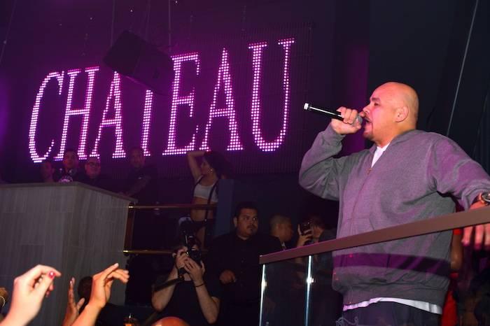 Fat Joe at Chateau Nightclub & Gardens. Photos: Bryan Steffy/WireImage