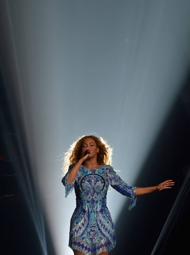 "Beyonce ""The Mrs. Carter Show World Tour"" - Houston"