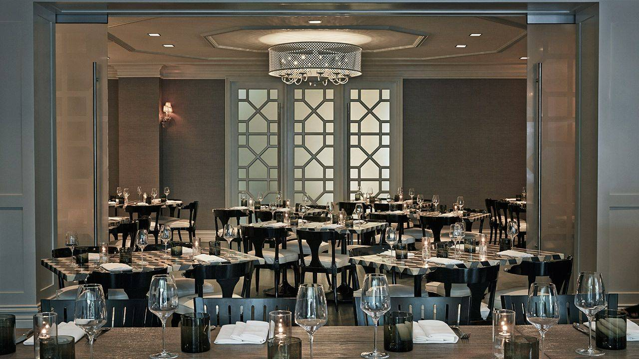 an insider 39 s look all new cast restaurant at the viceroy