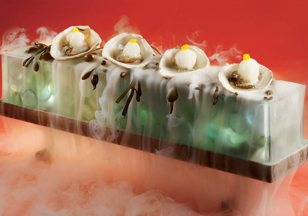 Fleur-Oysters