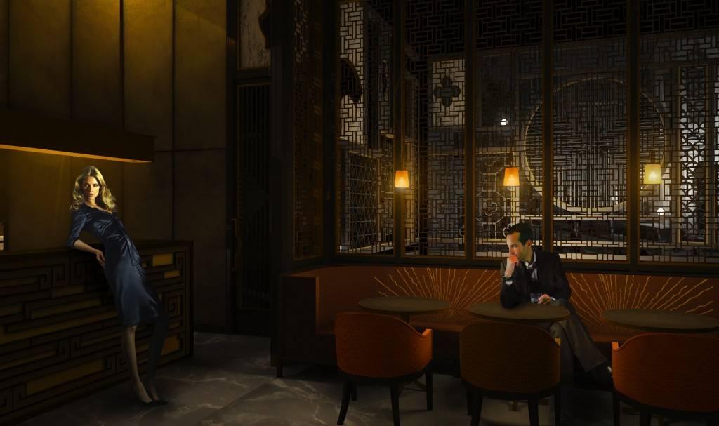 Hakkasan Beverly Hills_Ling Ling Bar