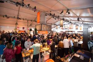 SF Chefs Tasting Tent