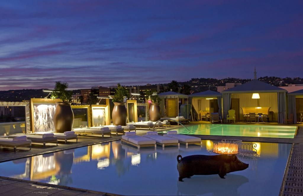 SLS-hotel