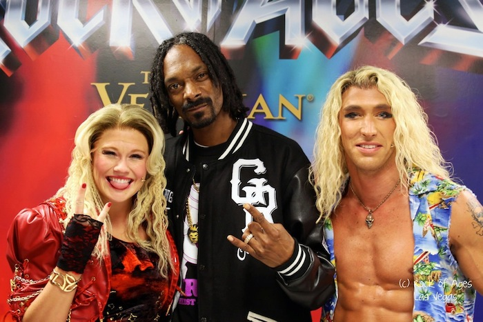 Carrie St. Louis, Snoop Dogg and Kyle Lowder