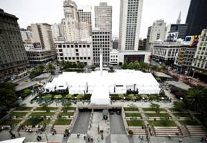 Union Square Tent