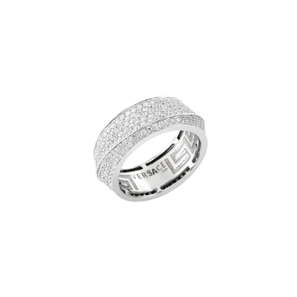 Versace twist ring - 110RWGDY13