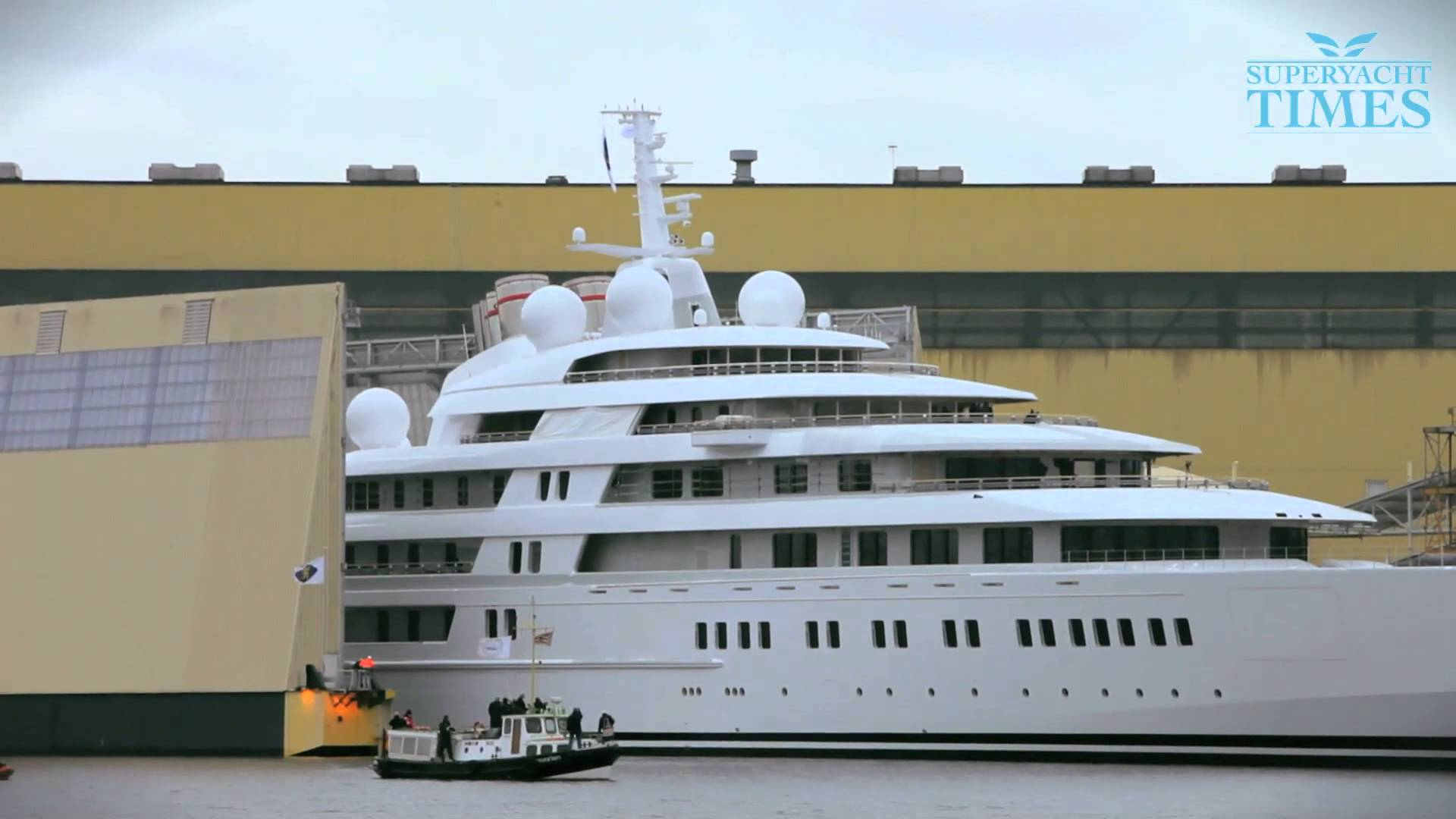 Haute Yacht Of The Week Lurssen Yachts Azzam