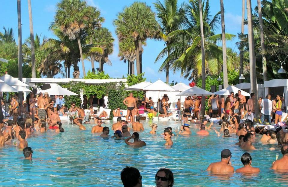 Haute Event: Privileged Sundays at The Delano Beach Club