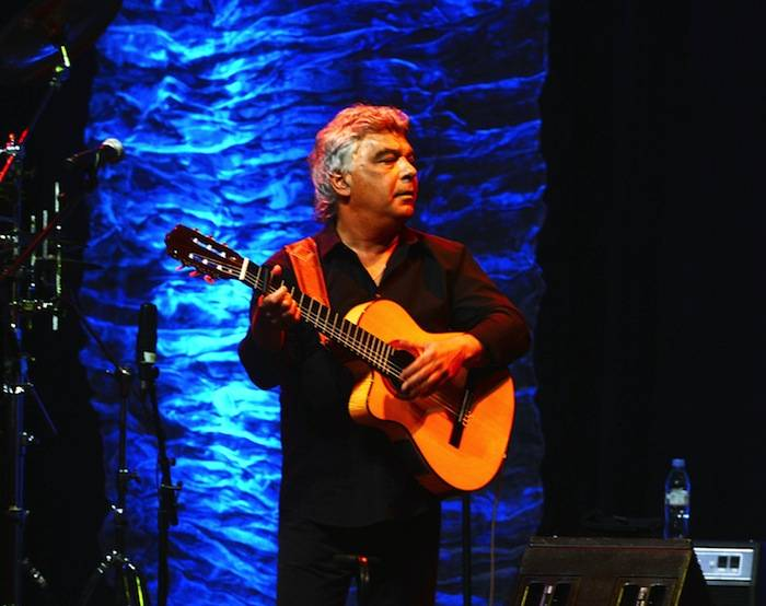 The Gipsy Kings perform at the Pearl at the Palms. Photos: Denise Truscello/WireImage