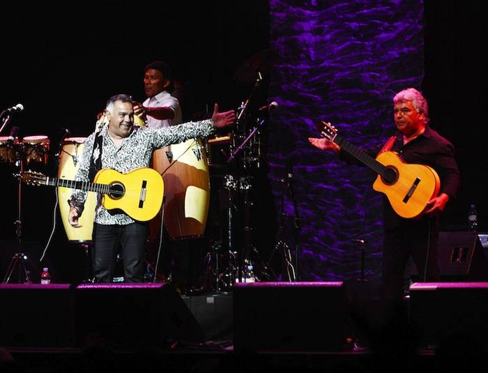 Gipsy Kings Performs At The Pearl Inside Palms Casino Resort