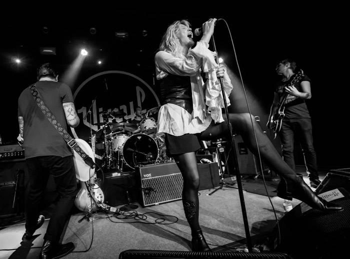 Courtney Love plays at Vinyl at the Hard Rock Hotel. Photos: © Erik Kabik/erikkabik.com