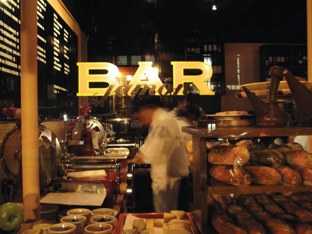 Bar-Jamon