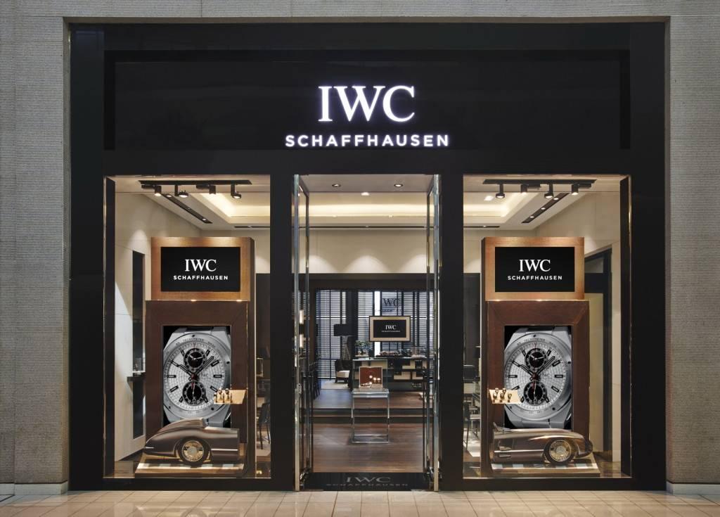 IWC Boutique the dubai mall