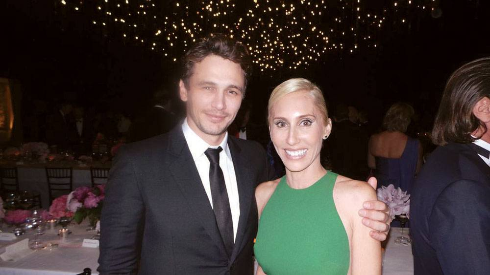James Franco and Alexandra von Fürstenberg