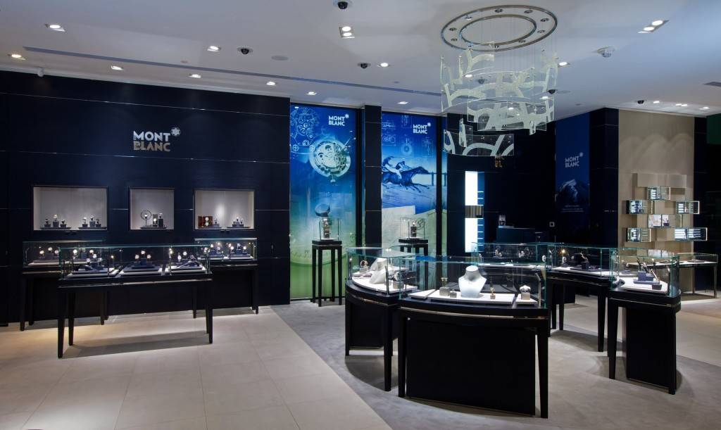 Montblanc Boutique in The Galleria on Al Maryah Island