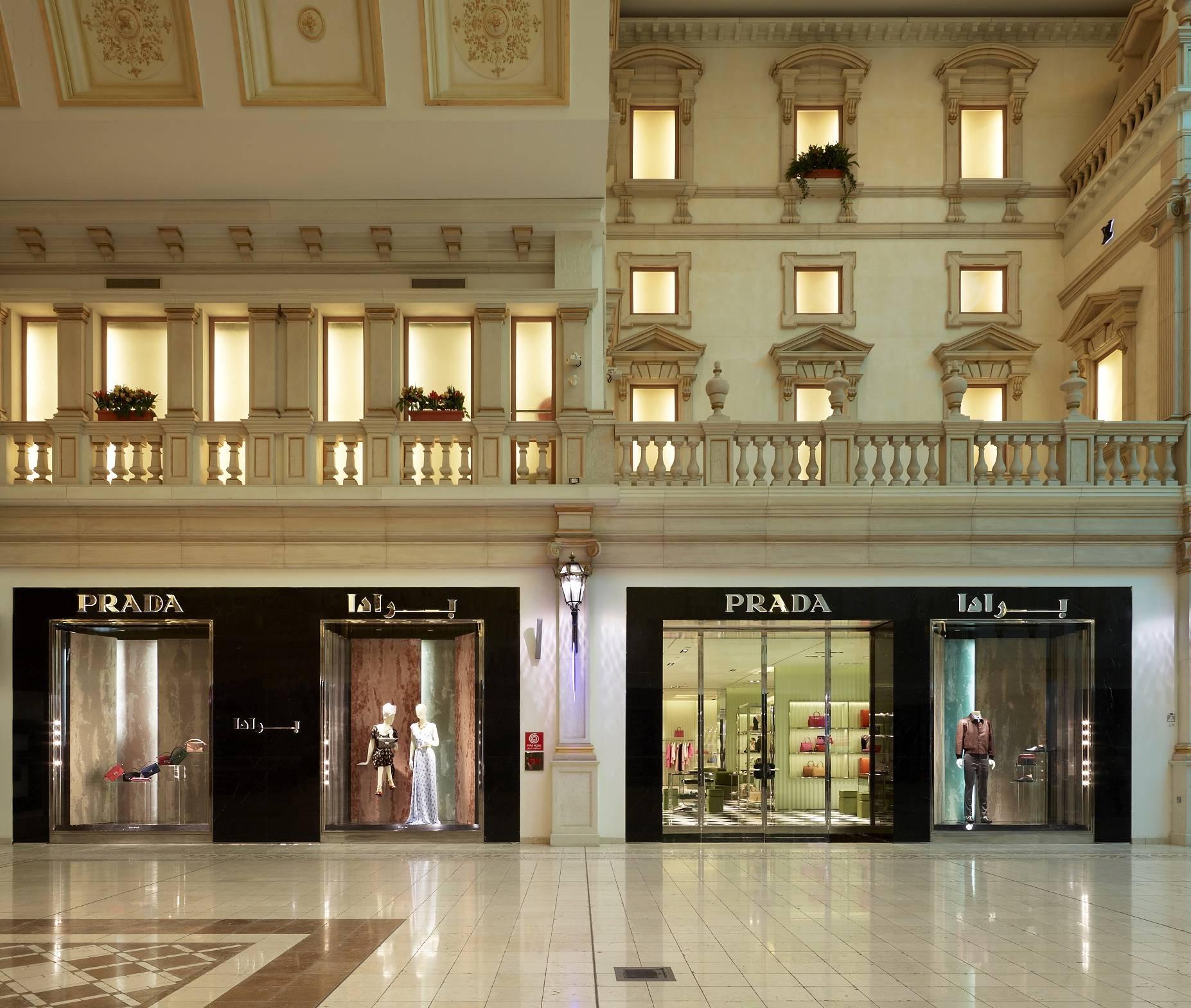 Prada Opens Boutique In Doha Qatar Haute Living
