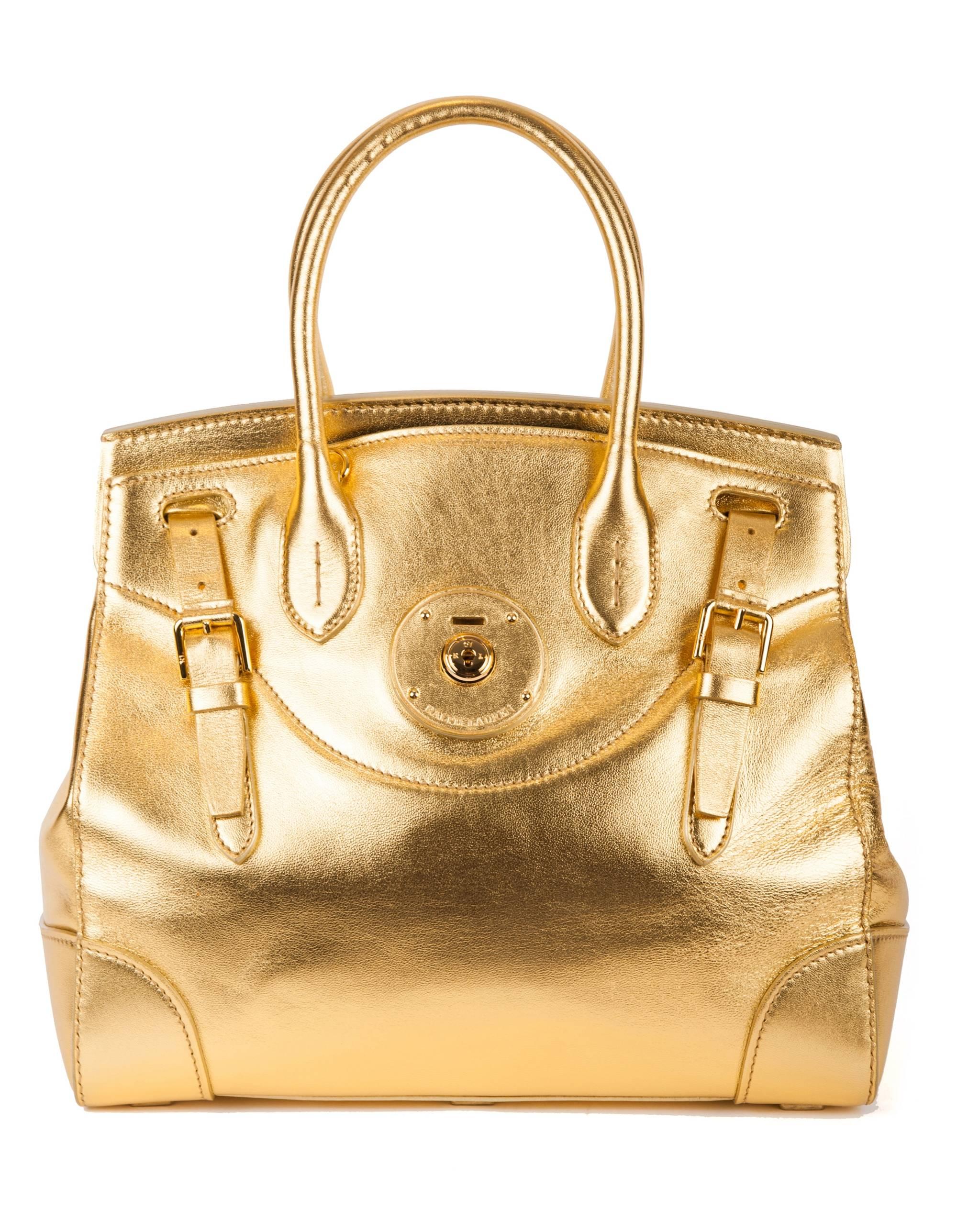Ralph Lauren Soft Ricky Bag At Harvey Nichols Dubai Aed 10445