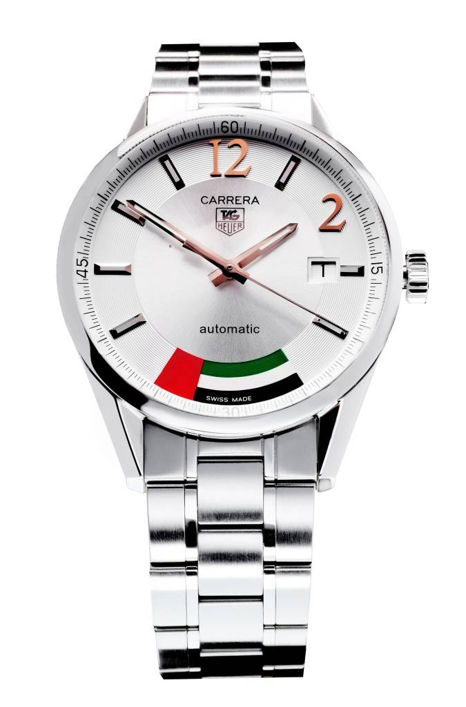 TAG Heuer Carrera Calibre 5 UAE Limited edition- 1