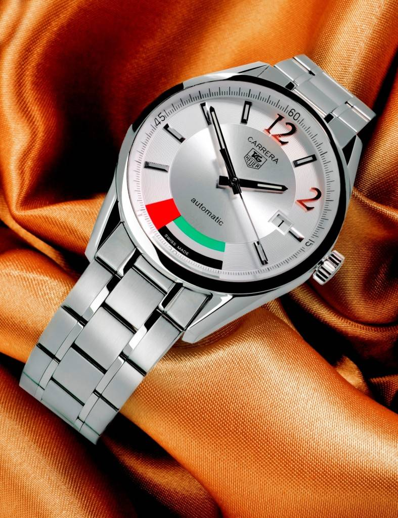 TAG Heuer Carrera Calibre 5 UAE Limited edition- 3