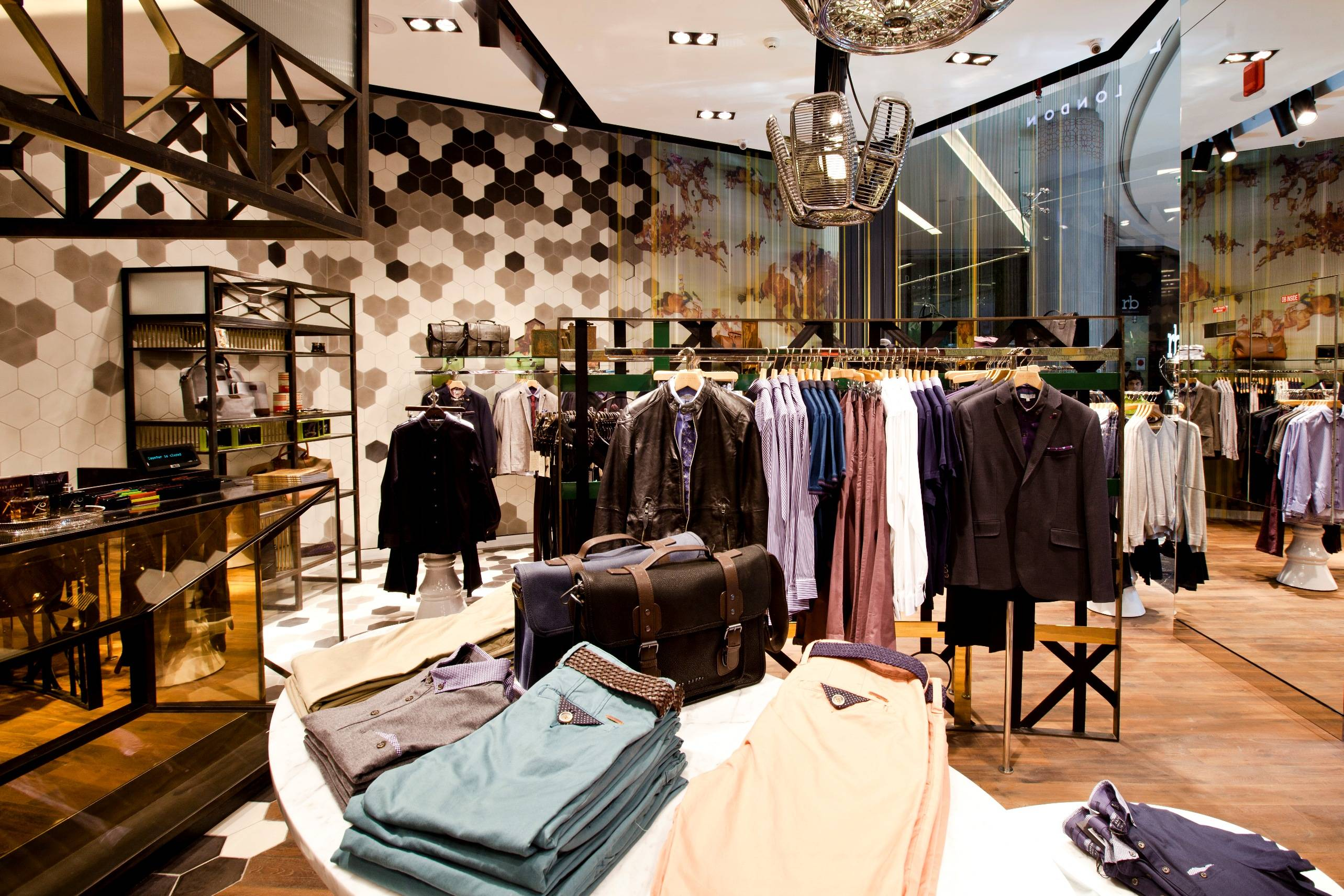 Ted Baker Opens First Standalone Men S Store In Dubai