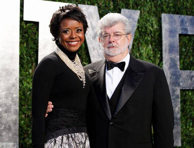 Mellody Hobsen and George-Lucas   Source: ibtimes